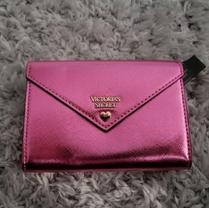 VICTORIA'S  SECRET ENVELOPE CLUTCH WALLET
